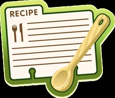レシピや方法