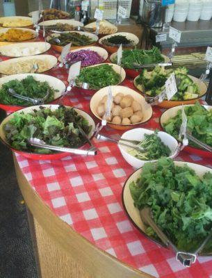 9種の生野菜