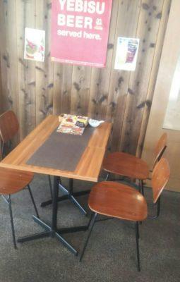 KADOテーブル