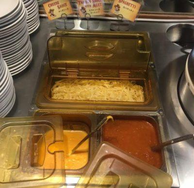 野菜にも合うパスタソース