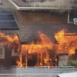 瀬戸市品野町住宅火災の詳しい場所や火災現場の様子をご紹介、死傷者は?