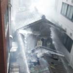 下町バームクーヘンで火事発生【生産への影響は?】墨田区太平3丁目、乳糖製菓の火災