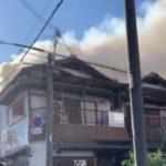 大阪府堺市松屋町で火災発生!【火災現場の画像や、渋滞は?】