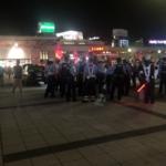金山駅で事件発生!タクシー暴走で計7名負傷【事故現場の画像を公開】