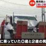 武藤久絵顔画像や事故原因を調査【0歳と2歳の子供が死亡する事故の運転手について調査】
