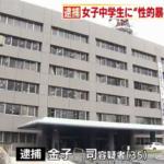 金子司顔画像、Facebookを調査【8歳の少女に性的暴行をした容疑者の経営する会社とは?】
